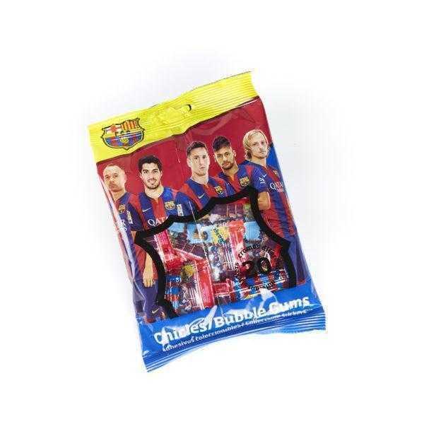 Bolsita Barça Chicles