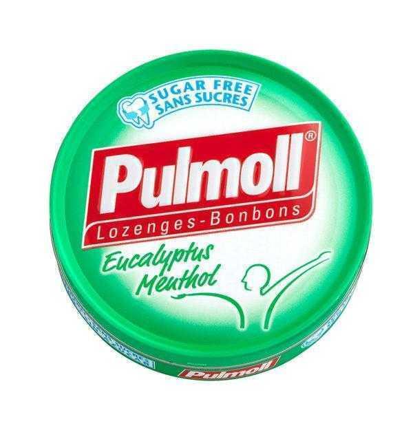 Pulmoll Menthol