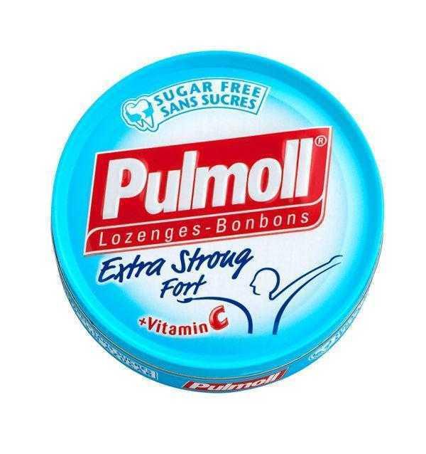 Pulmoll extrafuerte