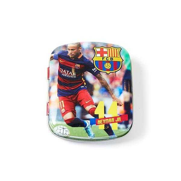 Cajitas FC Barcelona Neymar Jr.