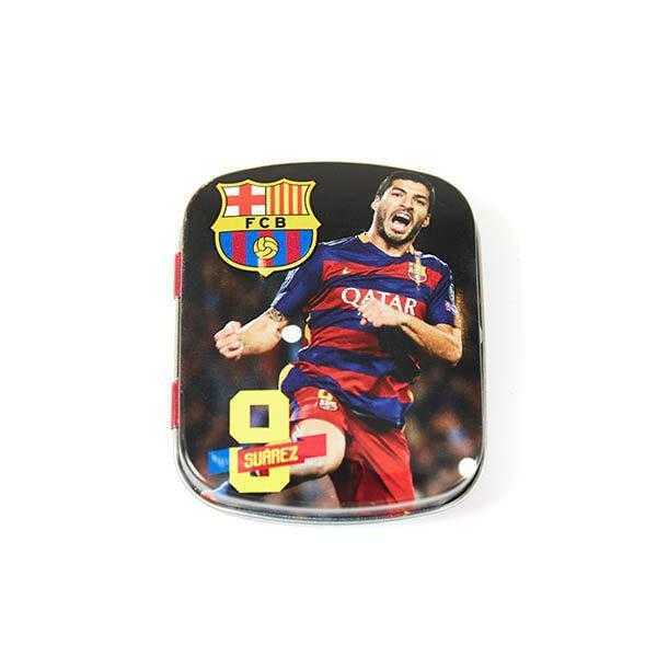 Cajitas FC Barcelona Suárez
