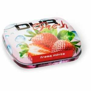 Dur fresh fresa