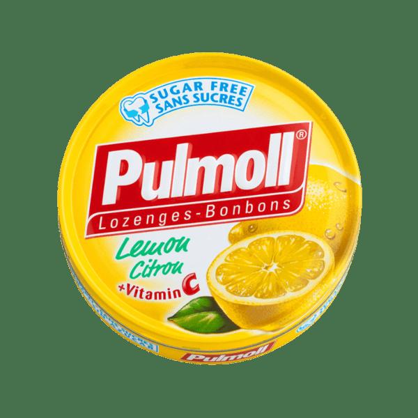 Pulmoll-limon