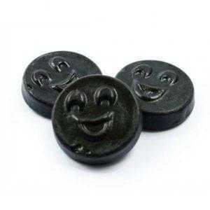 Sonrisas de regaliz Halva