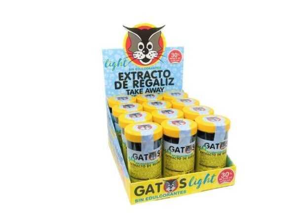 Gatos Light Saet Sweets Light 12 tarros
